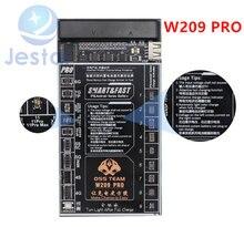 Para o iphone 12 11pro max x xr xs max/samsung bateria tester/carregador de carregamento ativação placa circuito tester display digital