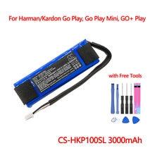 Bluetooth Динамик Батарея cs hkp100sl Для harman/kardon go play