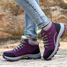 Trekking-Shoes Trail Mountain Senderismo Climbing Outdoor Winter Botas Women Wandelschoenen