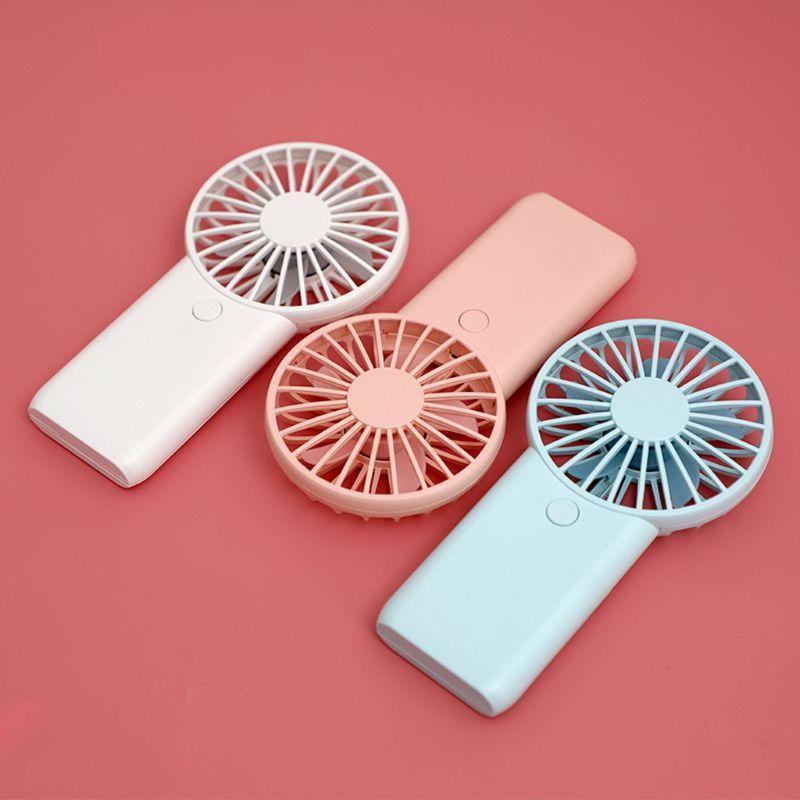 Мини портативный карманный вентилятор для путешествий, охлаждающий вентилятор ручной работы, охлаждающий вентилятор, мини вентиляторы, пи...