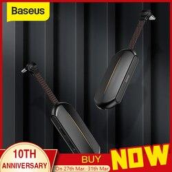 Adaptador de carga rápida Baseus L49 tipo c PD 18W USB OTG adaptador de auriculares tipo c para teléfono inteligente