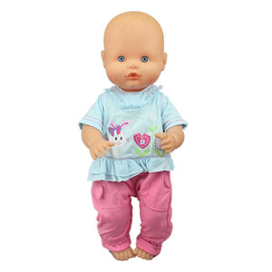 new Fashion Leisure Set Clothes Fit 35 cm Nenuco Doll Nenuco y su Hermanita Doll Accessories