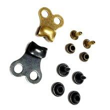 Крепкий крючок для сумок или с заклепками, или ручной шитье, крючок и глаза пуговки заклепки аксессуары для одежды