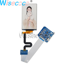 цена на LS063R1SX01 6.3 Inch 1440×2560 IPS 2K LCD Module Screen With 60pins MIPI HDMI USB Driver Board Removed backlight For 3D Printer