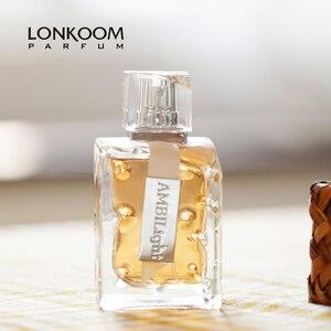 LONKOOM 100ml Marke Daisy Süße Ploral-fruchtig frauen parfüm Langlebige Düfte dame Eau De Parfum Antitranspirantien