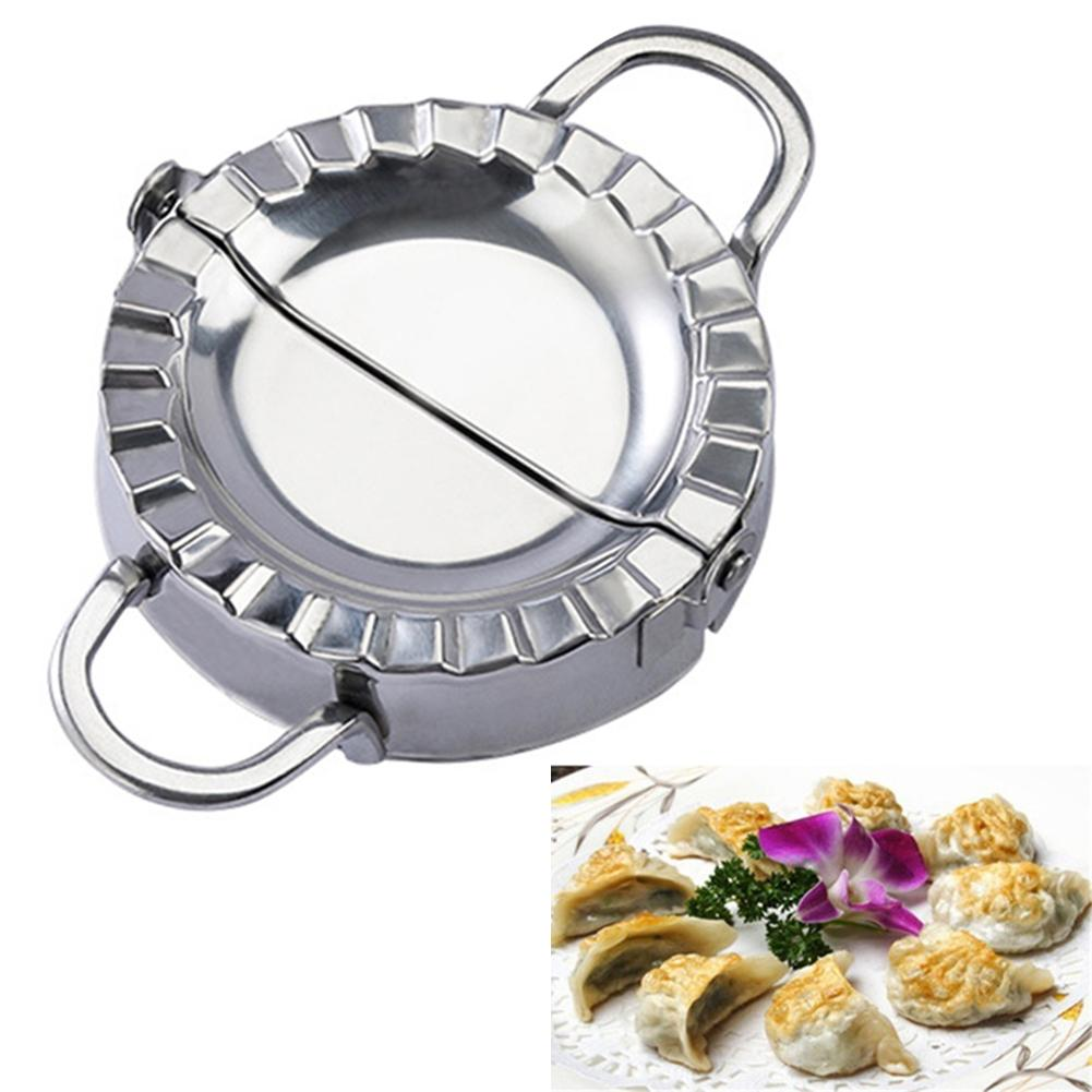 Hot Pastry Tool Dumpling Maker Wraper Dough Pie Ravioli Cutter Mould Kitchen Gadget image