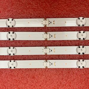 Image 4 - 10set = 80 PCS LED streifen für LG 49LH570V 49LF5100 49LJ5100 49LH590V 49LH570V 6916L 2709A 2710A 2711A 2712A 2705A 2706A 2707A 2708A