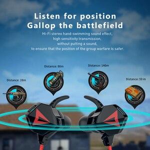 Image 4 - Słuchawki przewodowe dla PUBG PS4 CSGO gamingowy zestaw słuchawkowy dla graczy 7.1 dźwięk przestrzenny z odczepiany mikrofon słuchawki dla Xbox One