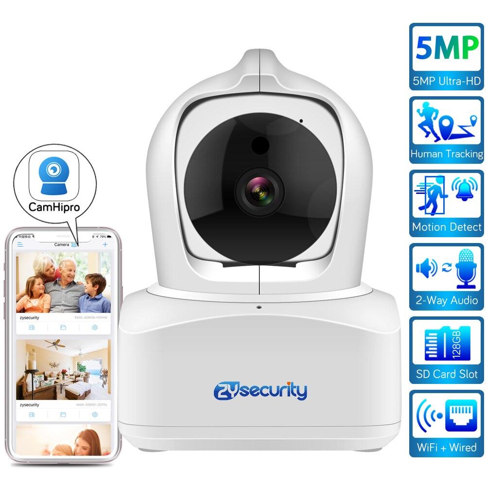 5MP 3MP IP Kamera Dome WiFi 15M IR Nachtsicht Wireless Humanoiden Tracking Cctv-kamera Video Überwachung Pet Kamera camHipro
