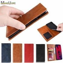 Flip Case For Oppo A7 AX7 A5s AX5s A9 F11 Pro A5 2020 A11 A11X Realme 5 X2 Pro C2 Q 5S Reno 2 2Z 2F A ACE Leather Wallet Cover