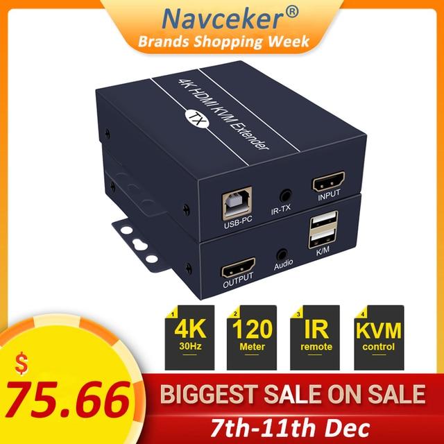 2020 h。264 200メートルhdmi kvmエクステンダー以上ipネットワークhdmi usbエクステンダー以上RJ45 usb kvmエクステンダーhdmiによるCat5e cat6ハイビジョンdvd用
