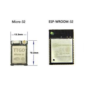 Image 5 - LILYGO®Беспроводное Bluetooth устройство с поддержкой Wi Fi