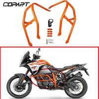 Motorcycle Accessories Crash Bar Engine Guard Bumper Stunt Cage Frame Protection For KTM Duke 1050 1090 1190 1290 2013 2017