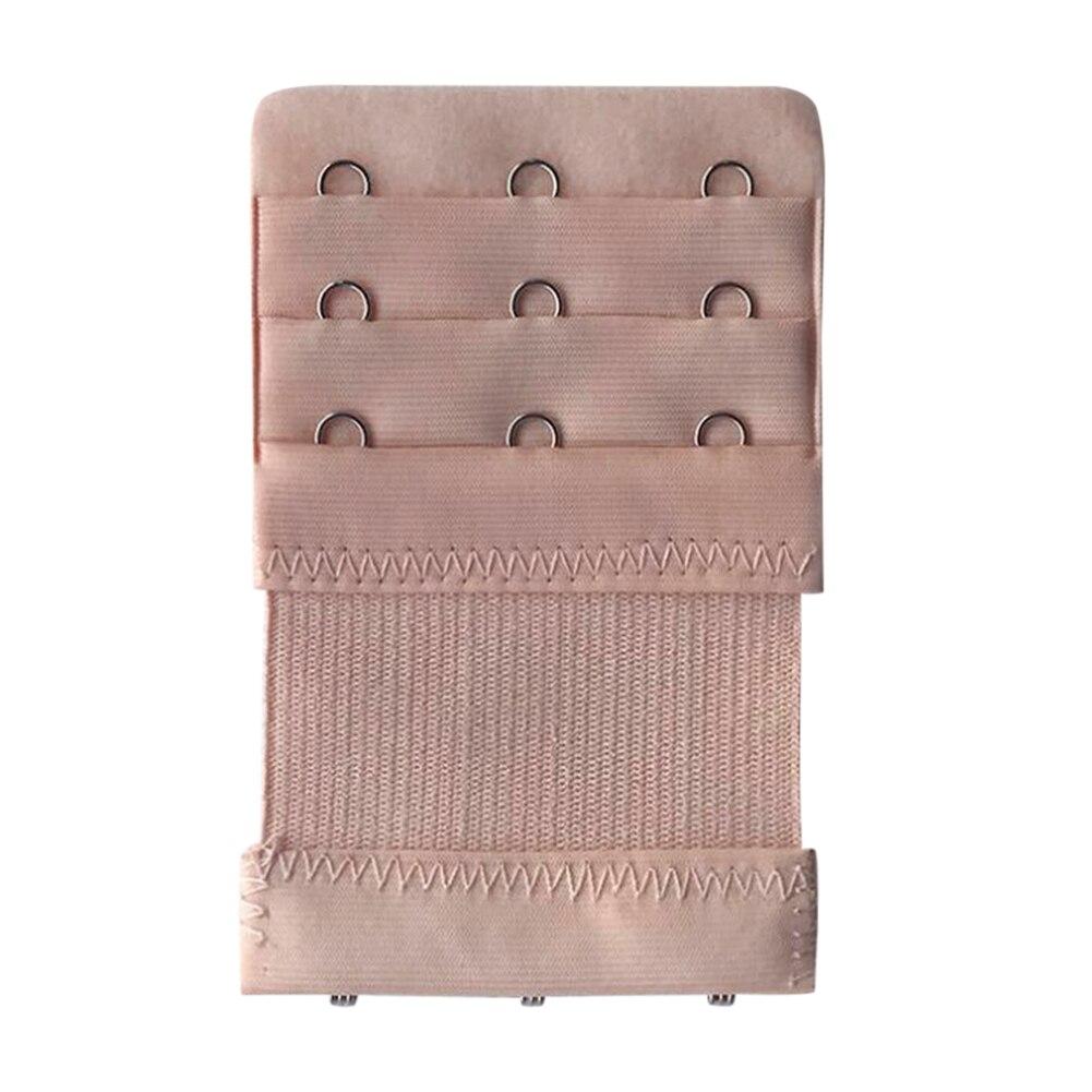 2/5 шт. 3 крючка 3 ряда Для женщин эластичные удлинитель для бюстгальтера с креплением сзади ремешок Застежка Пряжка Регулируемая пряжка для ремня кружевное нижнее белье удлинитель - Цвет: D