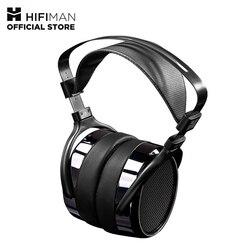 HIFIMAN HE-400I Накладные Наушники полноразмерные плоские магнитные наушники регулируемые наушники с удобными подушечками с открытой спиной