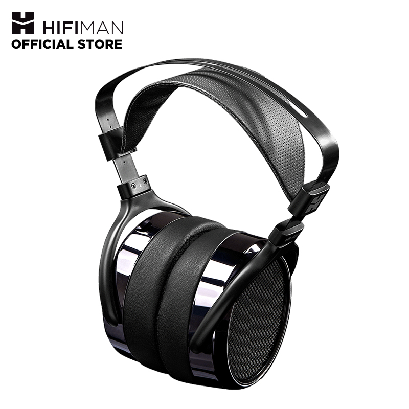 HIFIMAN HE-400I Over Ear Full-Size Planar Magnetic Headphones Adjustable Headphone With Comfortable Earpads Open-Back Design