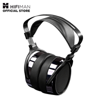 HIFIMAN HE-400I Over Ear Full-Size Planar Magnetic Headphones Adjustable Headphone with Comfortable Earpads Open-Back Design