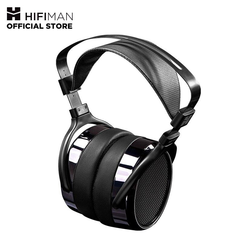 Hifiman HE-400I sobre a orelha de tamanho completo planar magnético fones de ouvido fone de ouvido ajustável com confortável earpads open-back design