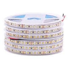12V 24V 2835 taśma LED 5m 10m 15m 20m taśma oświetleniowa wstążka 60/120/240/480 LED naturalna biel/ciepły biały/zimny biały Home Decor