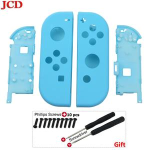 Image 4 - JCD DIY Plastic Replacement for Joy Con Repair Kit Case Cover Housing Shell for Nintend for Switch Controller Screwdriver screws