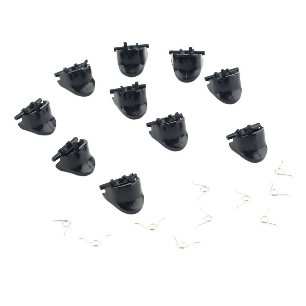 Newest 5 Pairs L2 R2 Trigger Replacement Buttons For Sony For PlayStation 4 For PS4 Controller Promotion Hot Selling