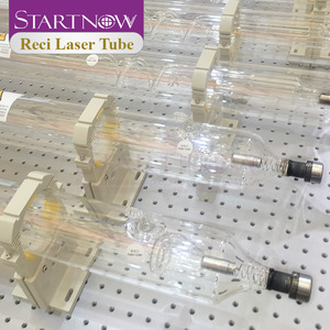Image 4 - Startnow CO2 Laser Tube Reci W1 75W Dia 80mm boîte en bois emballage pour CO2 Laser marquage Machine gravure lampe équipement pièces