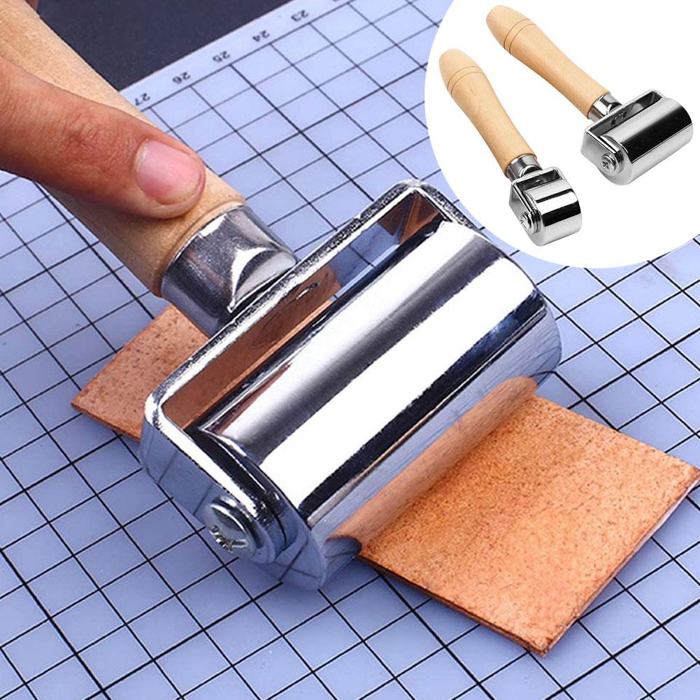 Новый 26/60/100 мм кожа клеевые края Ламинирующий валик ремесло