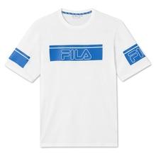 Men's Short Sleeve T-Shirt Fila 683085.M67 White