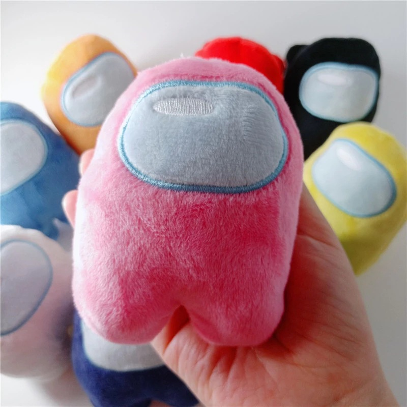 Among Us Plush Toys Soft Stuffed Dolls Hot Game Figure Animal Plushie Gift for Kids Boys and Girls Christmas