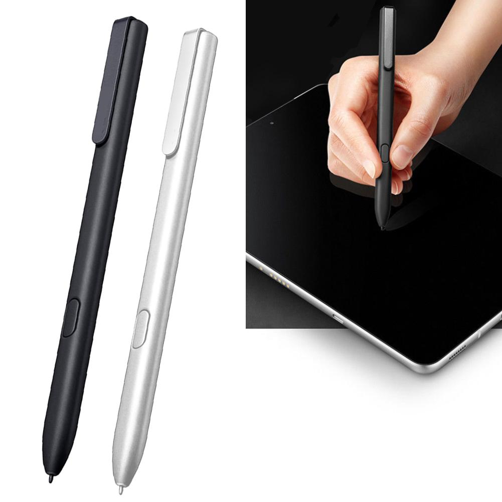 Button Touch Screen Stylus S Pen For Samsun-g Galaxy Tab S3 SM-T820 T825 T827 For 애플펜슬 Pencil Case стилус для рисования Стилус