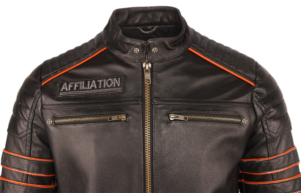 H68db5aa6be3b4fdd87d2fcc03d319514w Black Embroidery Skull Motorcycle Leather Jackets 100% Natural Cowhide Moto Jacket Biker Leather Coat Winter Warm Clothing M219