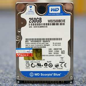 WD Disk Notebook Laptop Hard-Drives 5400rpm 320G Internal 120G 250GB 80GB 160GB IDE PAPA