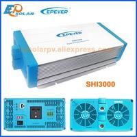 EPever Pure Sine Wave Inverter 3000w 24V 48V Input 220V 230V Output Voltage SHI 3000W Off Grid 3000 Watt Pure Sine Wave Inverter