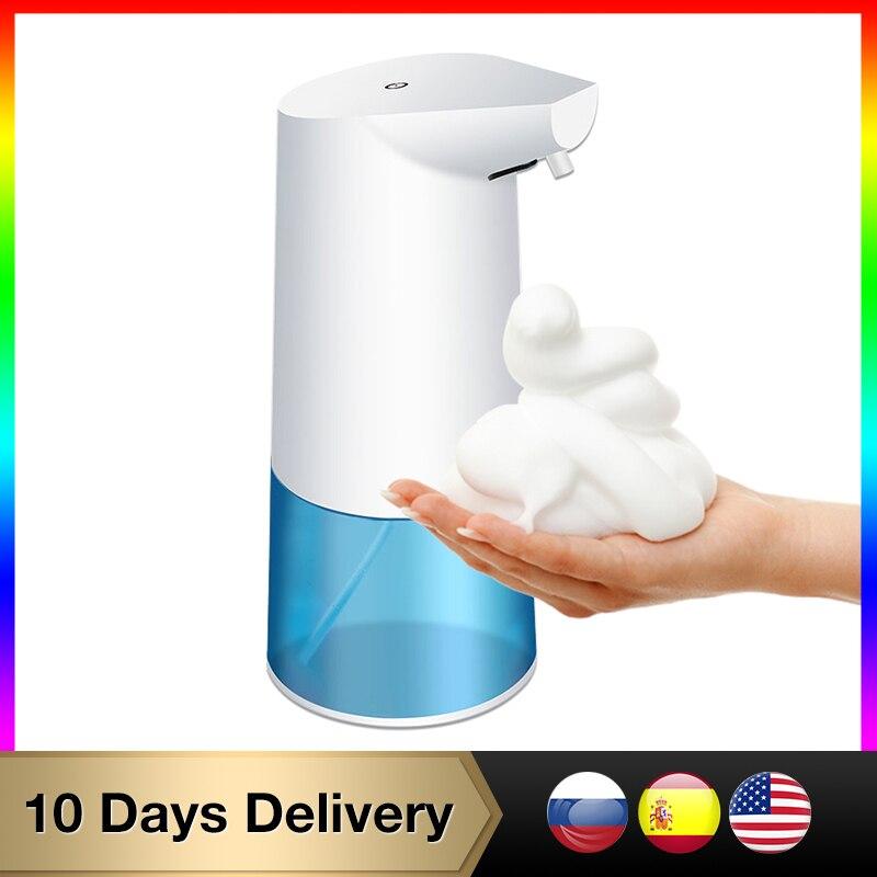 Touchless Bathroom Dispenser Smart Sensor Liquid Soap
