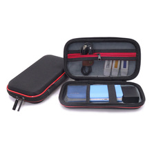 Hard Shell  Carrying Storage Travel Case Bag for ROMOSS Powerbank/External Hard Drive/HDD/Electronics/Accessories U disk