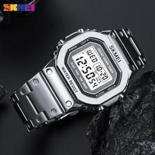 Часы наручные skmei женские с хронографом модные цифровые спортивные