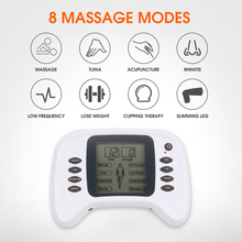 Relax Muscle Therapy Machine Stimulator BodyTherapy Neck Massager Foot Shoe Pulse Acupuncture Sinusiti Rhinitis Therapy Machine chinese medicine treatment pulse electrotherapy acupuncture stimulator treatment machine massager