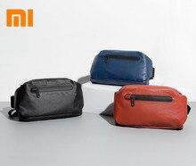 Original xiaomi mijia 90 points fashion Pocket bag backpack waist pack waterproof 2 kinds of negative ways Warning light bar