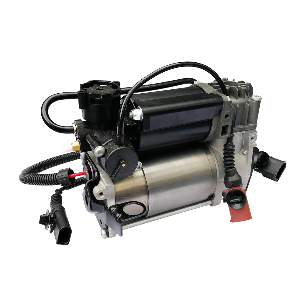 Air compressor of Air suspension Brand new Audi <font><b>A8</b></font> <font><b>D3</b></font> 4E 6-8 cylinder 2002-2010 oe#4E0616007D,4E0616007B,4E0616007, 4E0616005F image