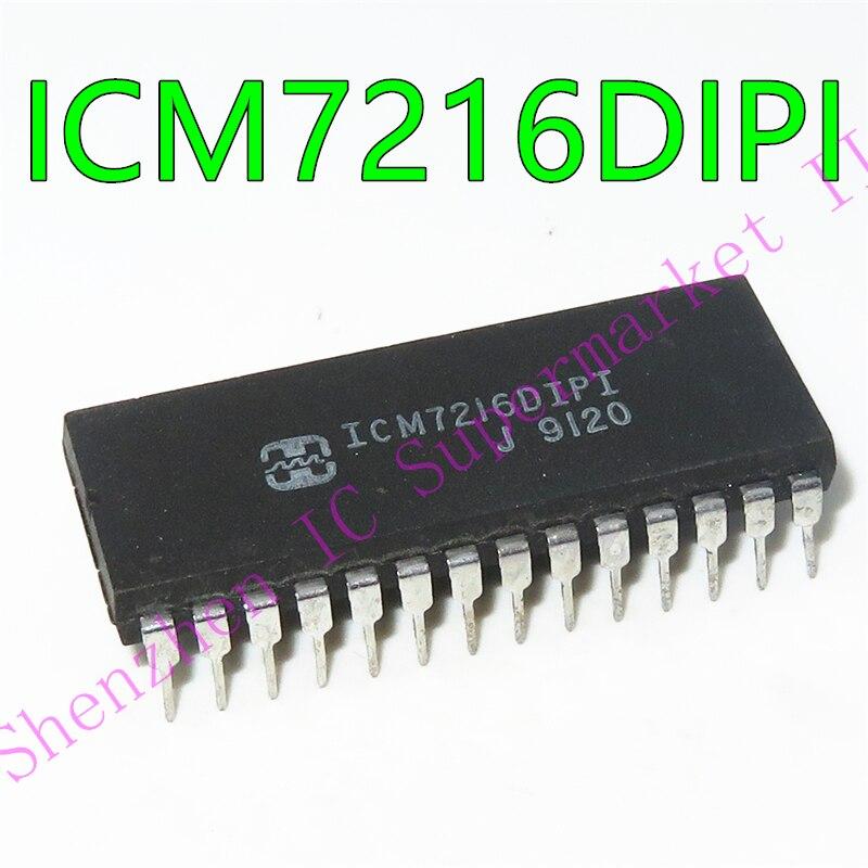 1PCS IC DIP-28 ICM7216DIPI NEW GOOD QUALITY