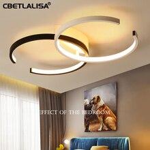 Lamp LED chandelier, Lustre for living room, bedroom, kitchen cabinet, home, chandelier, black Chandelier Classic