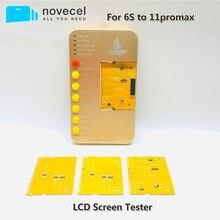 ЖК тестер S1 для iPhone X XS XR 11 11pro MAX, тестер материнской платы, ЖК экран, 3D сенсорная подложка, инструмент для ремонта
