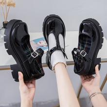 Mary Jane Lolita Shoes Women Japanese Style Vintage Soft Sister Girls High Heels Platform College Student Cosplay Costume Shoes