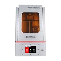 GR1 GADOSO REVOLUTION 1 WANHAO Original 3D Drucker DLP LCD Touchscreen Hohe Präzision mit 250ml Harz und Werkstatt lizenz