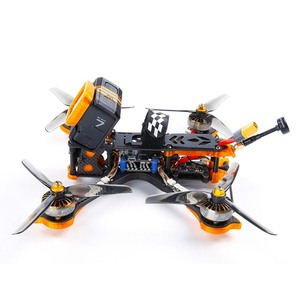 Image 2 - New iFlight Cidora SL5 FPV Drone 4S/6S BNF Squish X 215mm Frame 5inch FPV Freestyle Frame Carbon Fiber Airframe for FPV RC Drone