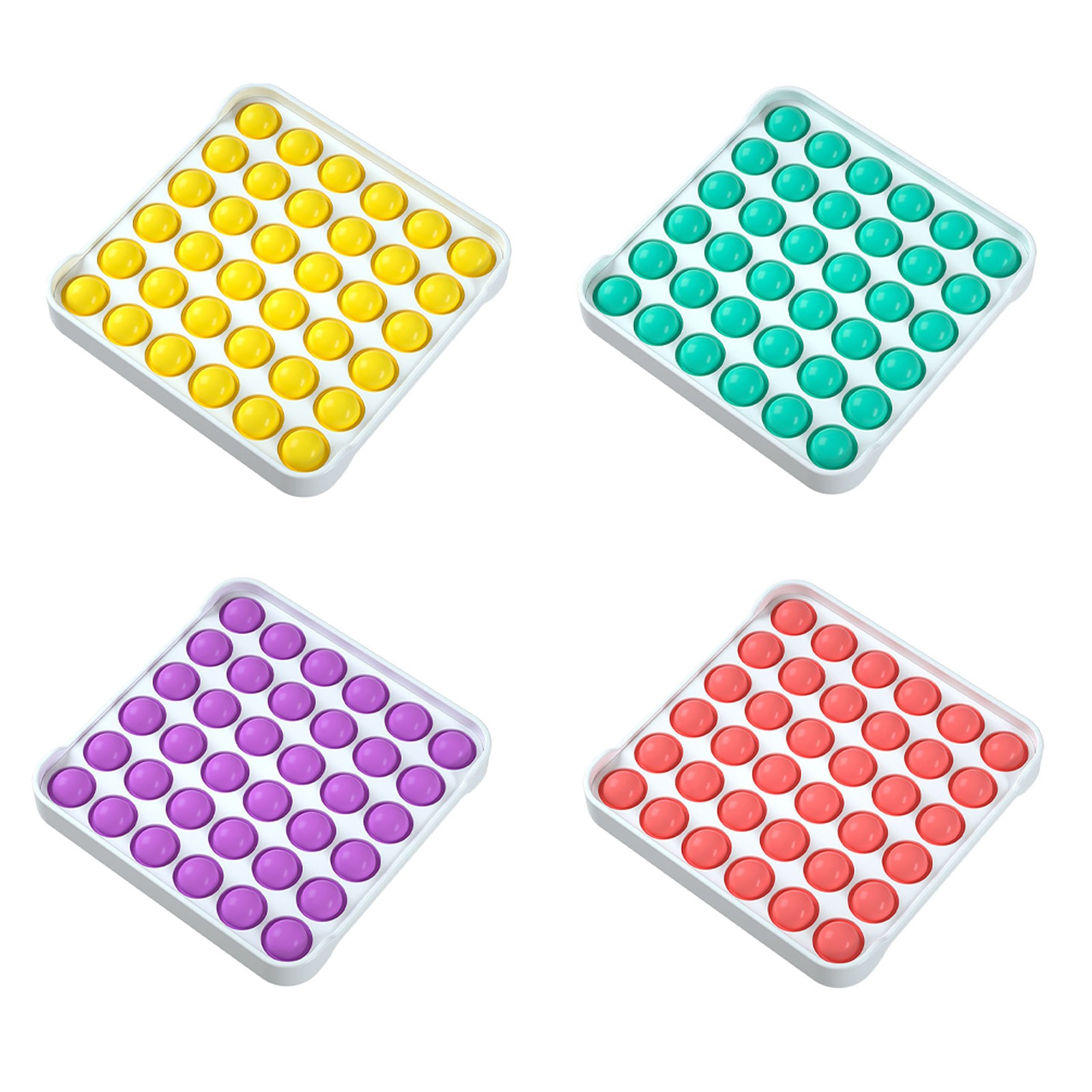 New Fidget Toys Soft-Squeeze-Toy Needs-Stress Pop-It-Autism Push-Bubble Reliever Special img4