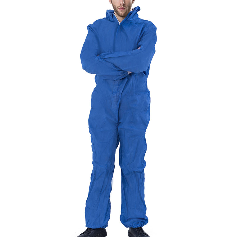 Reusable and Full Body Coverall Medical Protective Clothing for Protection from Viruses and Bacteria 10