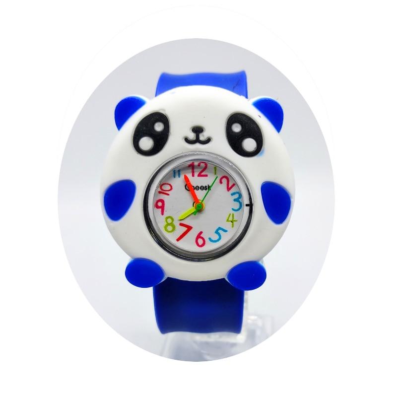 Low Price High Quality Cartoon Panda Children Digital Electronic Watch Kids Quartz Watches Kid Boys Girls Birthday Gift Baby Toy