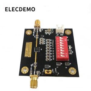 Image 2 - PE43702 module digital RF attenuator module bandwidth 9K~4GHz 0.25dB step accuracy maximum gain 31.75dB