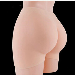 New Full Soft Silicone Pants Pads Buttocks And Hips Enhancer Body Shaper Sexy Underwear Women Pants Silicone Ass Hot Sale 2019